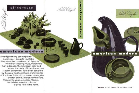 American Modern Raymor Leaflet