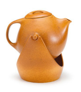 Ben Seibel For Roseville Teapot