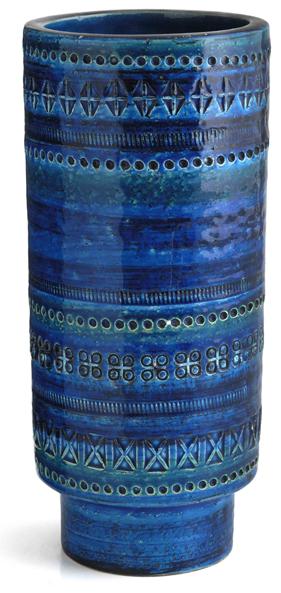 Bitossi Cylinder vase