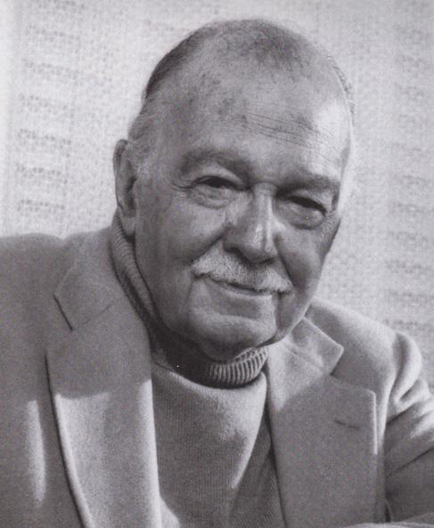 American entrepreneur Irving Richards